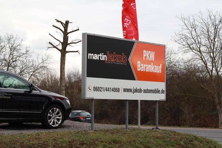 Martin Jakob Automobile